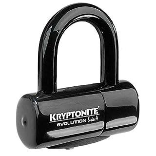 Kryptonite 999607 Vorhängeschloss, hochwertig, Schwarz