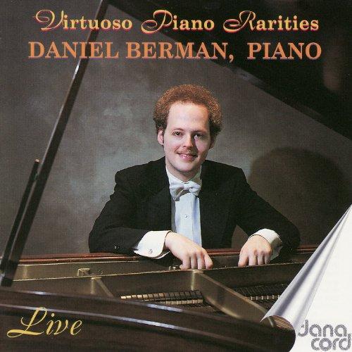 Virtuoso Piano Rarities