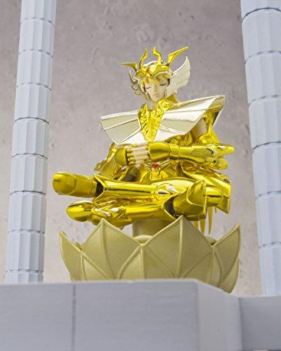 Saint Seiya Shaka Armadura de Virgo Figura, 10 cm (Bandai BDISS052081) 4