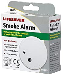 Lifesaver Ks I9040-Uk-Ls-C Smoke Alarm from Lifesaver