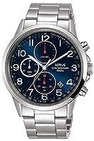 Lorus Reloj Cronógrafo para Hombre de Cuarzo con Correa en Acero Inoxidable R...