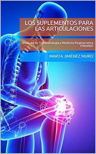 LOS SUPLEMENTOS PARA LAS ARTICULACIONES: Instituto de ...
