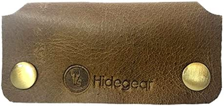 Hidegear Leather Earphone/USB Cord Holders