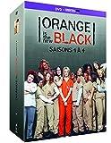 Orange Is the New Black - Intégrale saisons 1 à 4 [DVD + Copie digitale]