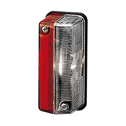 Seitenmarkierungsleuchten Licht weiß/rot Licht Korb Au… | 08068057371506