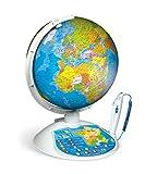 Clementoni - 52014.5 - Jeu Éducatif Électronique - Exploraglobe - Le Globe Interactif