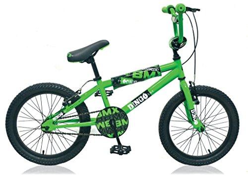 Unbekannt 18 Zoll BMX Kinder Jungen Mädchen Fahrrad Ra…   04260325789349