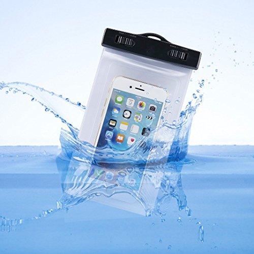Wasserdichte Hülle,Asnlove Universal Wasserfeste Tasche bis 5,5