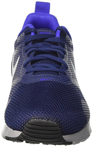 Nike Herren Air Tavas Sneakers Mehrfarbig (Binary Blue / Wolf Grey / Paramount Blue)