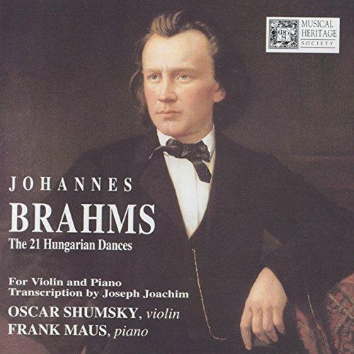 Johannes Brahms: The 21 Hungarian Dances