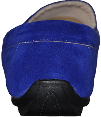 Goor - Mocassini Uomo Blu (blu)