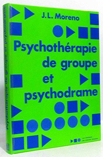 Psychothérapie de groupe et psychodrame