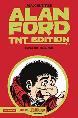 Alan Ford. TNT edition: 22 di Max Bunker,Paolo Piffarerio