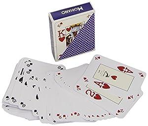 Modiano - Juego de Cartas, para 1 Jugador (versión en Italiano)