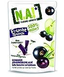 N.A.! Nature Addicts Frucht Snack Acai und Schwarze Johannisbeere, 1er Pack (1 x 350 g)