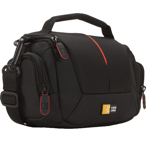 case-logic-dcb305-compact-camcorder-kit-bag-with-interior-dividers-and-side-storage-compartments