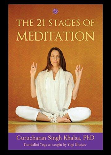 21 Stages of Meditation: Kundalini Yoga as Taught by Yogi Bhajan (English Edition)