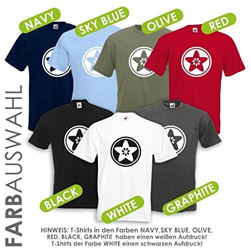 KIWISTAR - I Love my MK2 T-Shirt in 15 verschiedenen Farben - Herren Funshirt bedruckt Design Sprüche Spruch Motive Oberteil Baumwolle Print Größe S M L XL XXL Flaschengruen