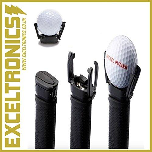 Exceltronics Ramasse-balles de golf