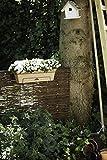elho green basics balkonkasten allin1 50cm Übertopf - lebhaft schwarz - 4