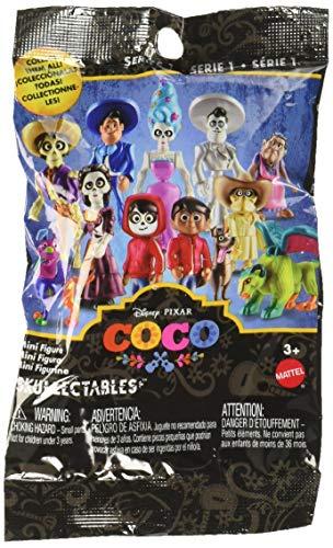 Disney Pixar Coco Mini Figure Skullectables Blind Bag - Series 1 x 4 Bags - FLY26