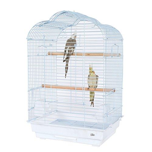 Pet Ting Daisy Bird Cage-per pappagalli Pappagallino Cockatiel Lovebird etc ()