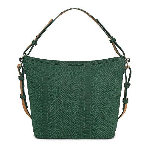 Desigual Astún Agora - Handtasche verde junco