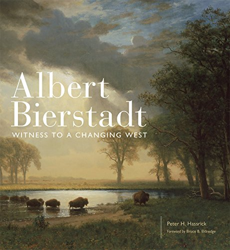 Albert Bierstadt: Witness to a Changing West (Charles M. Russell Center Series on Art and Photography of the American West, Band 30) American Wildlife Serie