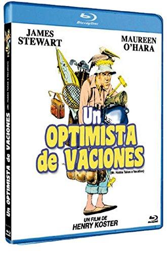 Mr. Hobbs macht Ferien / Mr. Hobbs Takes a Vacation ( ) [ Spanische Import ] (Blu-Ray)