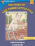 KiteReaders Classics - The Story of The Three Little Pigs (English Edition)