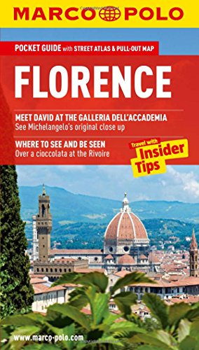 Florence Marco Polo Pocket Guide (Marco Polo Travel Guides)