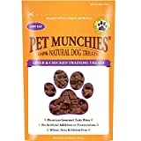 Pet Munchies Leber & Huhn Dog Training Treats 50g
