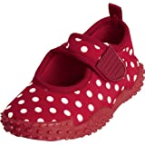 Playshoes Girls UV Protection Aqua Shoe Dots, Beach & Pool Shoes
