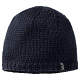 Jack Wolfskin STORMLOCK Knit Cap Mütze, Night Blue, M