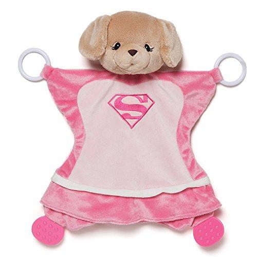 Gund Baby Dc Comics Yvette as Supergirl Activity Baby Blanket by GUND