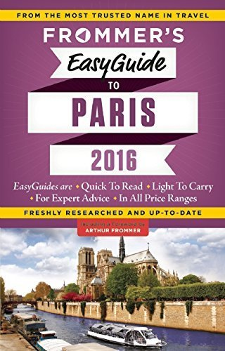Frommer's EasyGuide to Paris 2016 by Margie Rynn (2015-10-06)