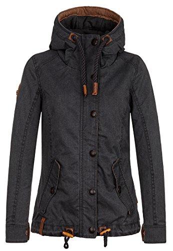 Naketano Female Jacket Pimmelohrfeige Black, M