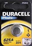Duracell 625A / V625U / LR9 / L1560 (für Kfz-Funkfernbedienungen mit Taschenlampe, Taschenrechner u.v.m.), 1 Stück