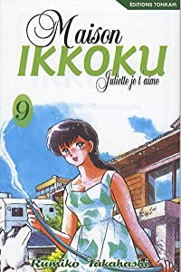 Maison Ikkoku - Juliette je t'aime Edition simple Tome 9