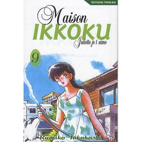 Maison Ikkoku, Tome 9 :