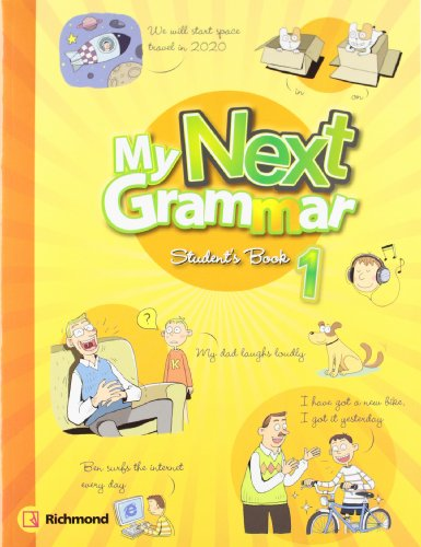 My Next Grammar 1 Student'S Book + Workbook - 9788466811392 por Vv.Aa.