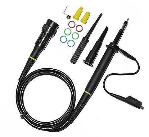 WINGONEER P4100 Universal 100: 1 Sonde haute tension pour oscilloscopes pour Rigol Atten Owon