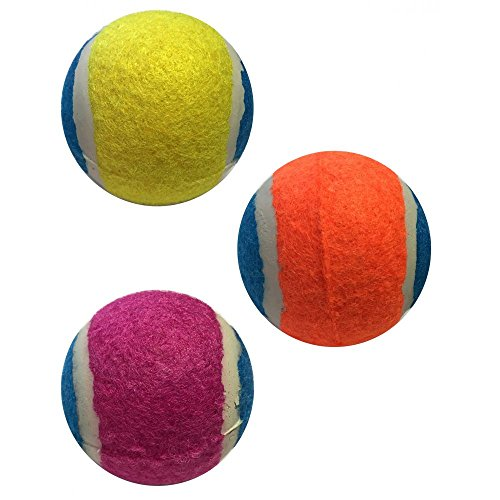 Armitages Pet Products Limited Good Boy Tennisbälle, Sortiert, 12 Stück