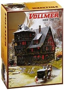 Vollmer Edificio para modelismo ferroviario Villa H0
