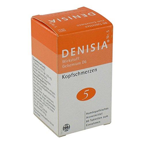 Denisia 5 Kopfschmerzen Tabletten 80 stk