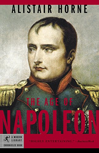 Book cover for The Age of Napoleon