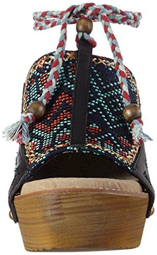 Coolway Cinnamon, Chaussures à talon femme multicolore (BLK)