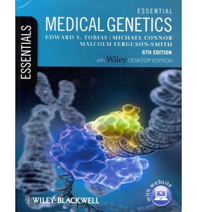 [(Essential Medical Genetics: includes Free Desktop Edition)] [Author: Edward S. Tobias] published on (March, 2011)