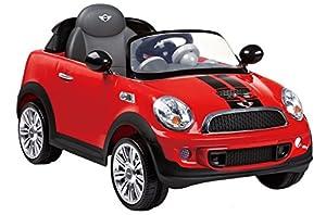 Rollplay Mini Cooper S Coupé Mini Cooper S Coupe; 12V; RC