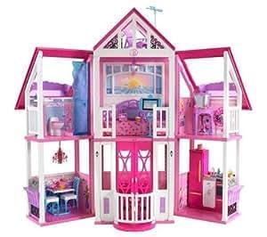 MATTEL Barbie - Ma Maison de rêve